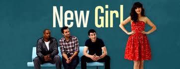 New Girl TV Show Cast with Zooey Deschanel