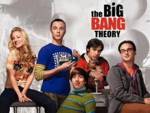 The Big Bang Theory tv show cast